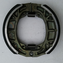 top quality motorcycles disc brake pad brake shoe CG125 for Lifan