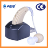Alibaba most popular goods rechargeable BTE hearing aids S-109 low price convenient use