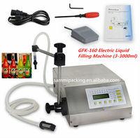 Numberical Control Liquid Filling Machine , E-cigarette Filler(3mm and 8mm nozzle diameter)