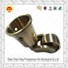 Furniture brass heavy duty wheel vintage Solid Brass Round-Cup Caster