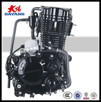 1 Cylinder Water Cooled Loncin 250cc 3 Wheel Motorcycle Engine