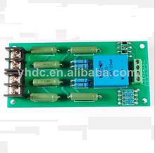 200v-1000v de tensión de hall sensor hv25-p placa