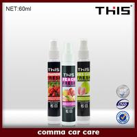 60ml Long lasting Auto Vent Air Freshener