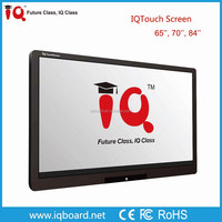 65 70 84 inch flat screen hd tv wholesales with both android and window system