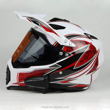 ABS free full face motorcycle helmets