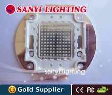long working lifespan 50w 100w uv cob led chip