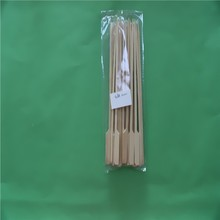 Excellent one-time Flat Bamboo Skewers