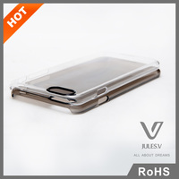 New hard slim cheap phone accessories sublimation clear pc cover case for iphone 6 6 plus
