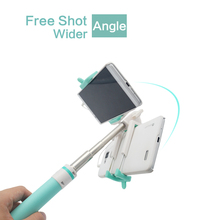 2015 the popular promotion gifts cheapest portable mini selfie stick