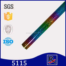 RX-5115# new design hot stamping foil for fabric, textile foil, PU foil