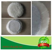 3 inch sheepskin buffing pad factory price