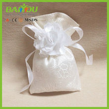 low cost sales promotion goods from china customized boutique lavender scented sachets