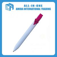 The creative bookmark advertisement pen