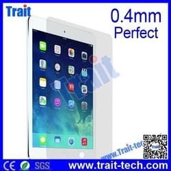 9H anti scratch 0.4mm Tempered Glass Screen Protector for iPad Mini iPad Mini 2 Retina iPad Mini 3