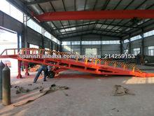 las rampas de carga para remolques