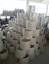 Mass production hot selling white fabric lamp shade for table lamp floor lamp