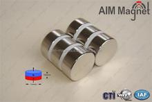 Poweful N42 High Temperature Resistant neodymium magnet