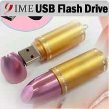 Real Capacity Usb Stick Lipstick Shape USB Flash Drive 4gb 8gb 16gb 32gb 64gb Usb Pendrive Pen Drive U Disk Drives Flash Card