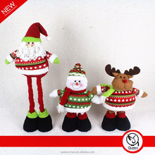 27 inch new flexible christmas decorations for red and green series