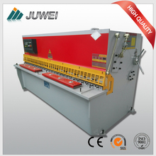 QC11Y-8*2500 SERIES HYDRAULIC CNC 8T 2500MM LONG STEEL PLATE WELDING STRUCTURE GUILLOTINE BEAM SHEARS MACHINES