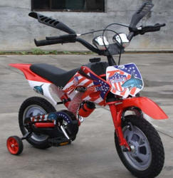 New fasion styles small motor baby bike/12inch dirt bike higher quality