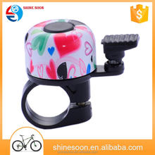 Colorful bicycle bell accessories,can be custom bicycle bell,hot sell bike bell for children bike