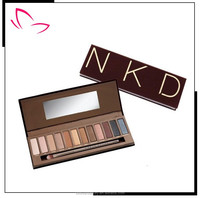 Best sale Naked 1 smoky eye shadow palette 12 colors eye shadow palette