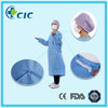 Nonwoven Fabric Fashionable Hospital Medical sterile disposable Surgical Gown M