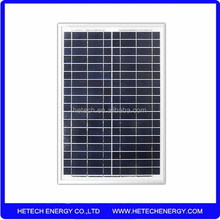 China 20w poly photovoltaic solar panels cheap