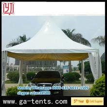 aluminium frame fire,water,sun proof basketball tent 850G/SQM top cover 650G/SQM sidewall