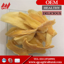 bulk cube philippine sliced dried mango, dehydrated mango with sugar natural Thailand