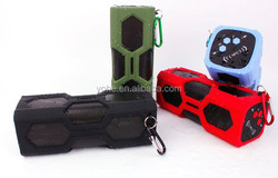 New! Hands Free Portable Bluetooth Speaker for Gift Made in China