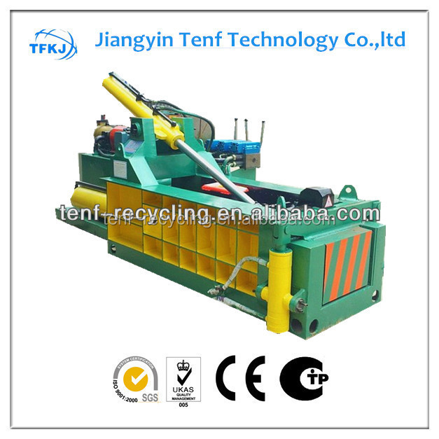 Aluminum Cans Trash Compactor : Y q hydraulic waste aluminum can compactor ce buy