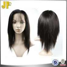 JP Hair Hand Made Bleached Knot Virgin Brazilian Human Hair Wig