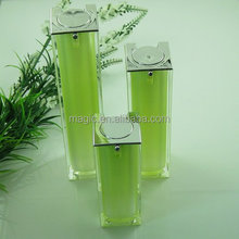 High Quality plastic square bottle