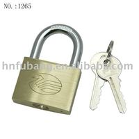 Brass digital padlock travel lock code lock Sera lock