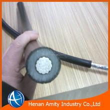 Low and medium voltage excellent performance Aerial bundle cable abc