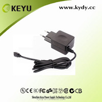 2015 fashion and mini folding usb charger 5V 2A tablet and mobile phone power adapter with UL FCC CE CB ROHS certification