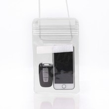 Underwater Sport Essential PP Waterproof Touch Screen Phone Bag Pouch Cover For Universal Digital Camera Phone