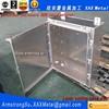 XAX360Alu Non standard custom made plate aluminium 39U 40U 41U 42U rack cabinet