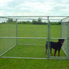 Stainless Steel Dog House heavy duty chain link dog kennel hourse