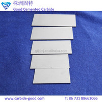 Trapezoid tungsten carbide plate brazed strip for sale