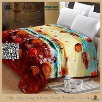 home textile 100% acrylic blanket