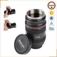 C series Zoomable Camera Lens Shaped Funny Custom Coffee Mugs