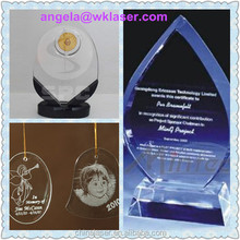 g. weike 3d laser engraving crystal heart