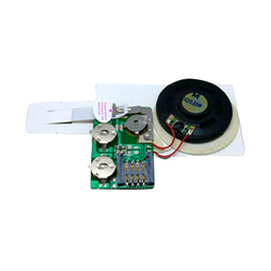 Greeting Cards & Plush Toys with OTP IC Machine to Write Random Music mini voice recording chip