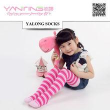 Kids pantyhose YL712 girls leggings patterned tights kid nylon tights
