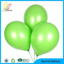 2015 New Design Different Shapes Latex Party Supplies Popular printed latex party Balloon