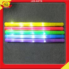 Colorful Flashing Light Stick LED Cheer Sticks Wholesale Light up Glow Stick
