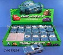 2012 pull back diecast car of CARS
